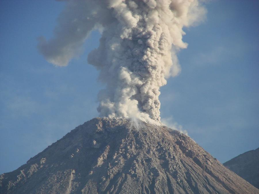 cum volcano