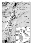 Middle Eastern fault lines and Tectonic plates