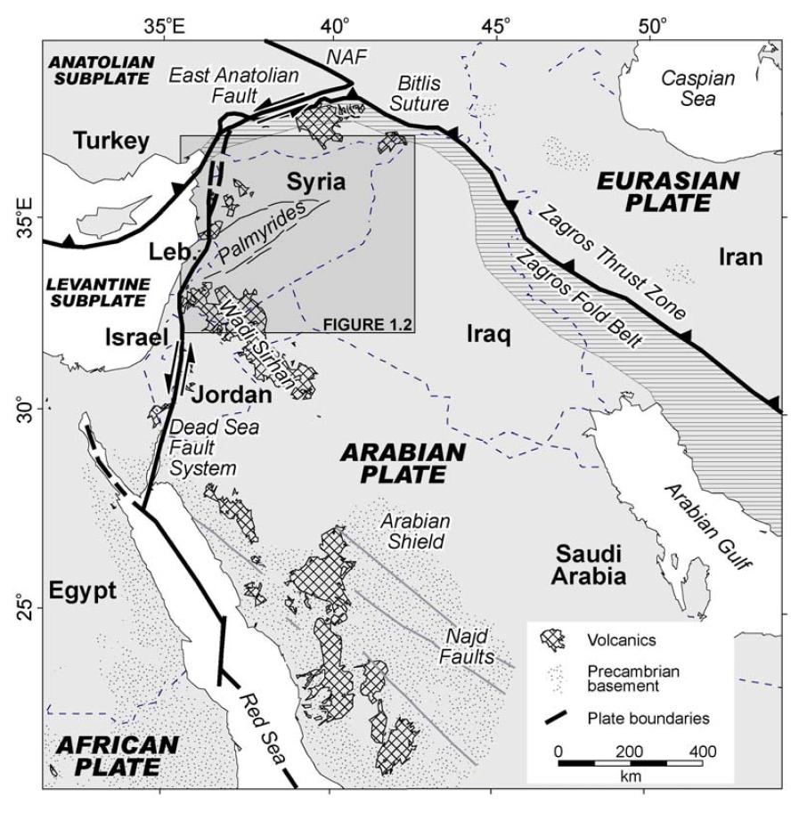geology the true mount sinai